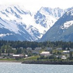 Now a historic site, Fort Seward has shops, restaurants and an Indian crafts center