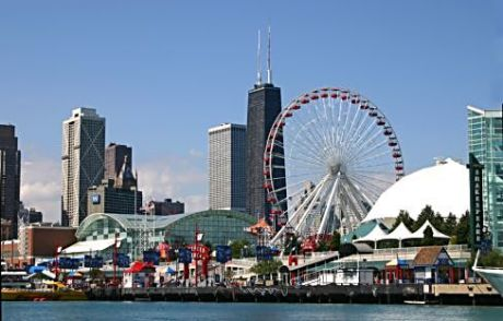 More than a mile of attractions has made Navy Pier a top visitor destination in Chicago and Illinois