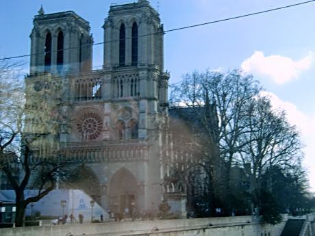 Instead of snapping a photo from a tour bus while passing Notre- Dame, stop to see the interior and take a tour of the tower.