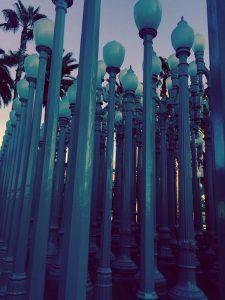 Chris Burden's 'UrbanLight'
