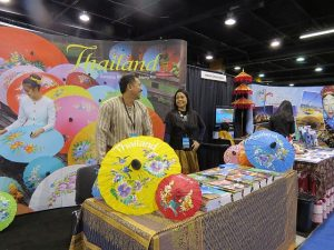 The Chicago Travel and Adventure Show has places to go and things to do on your next vacation. Photo by Jodie Jacobs