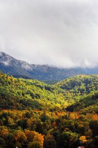 Great Smoky Mountain National Park offers more than 800 miles of well-maintained hiking trails and wonderful fall color. (Tennessee Tourism photo)