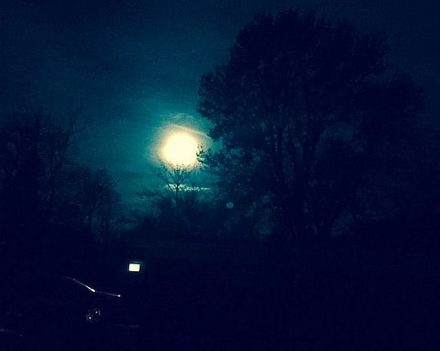 Watch for a supermoon March 20.. (Jodie Jacobs photo)