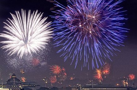 DC Fireworks (Photo courtesy of PBS and Capitol Fourth)